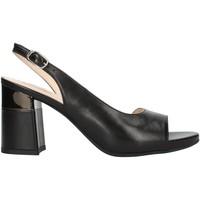 Zapatos Mujer Sandalias Nero Giardini E012861DE Con tacón Mujer negro negro