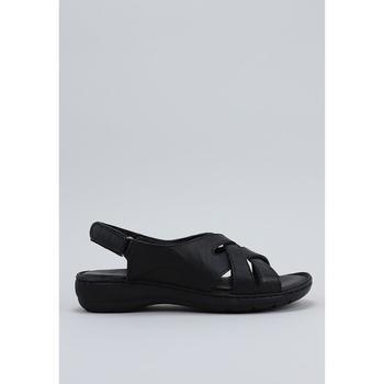 Zapatos Mujer Sandalias Amanda DALIA Negro