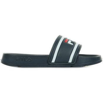 Zapatos Zuecos (Mules) Fila Morro Bay Slipper JR Azul