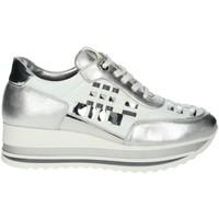 Zapatos Mujer Zapatillas bajas Comart 1A3385 Blanco/Argent