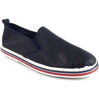 Zapatos Hombre Slip on Ne Les Zapato caballero NELES 6903rb azul Azul