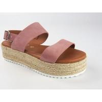 Zapatos Mujer Sandalias Csy 23021 Rosa