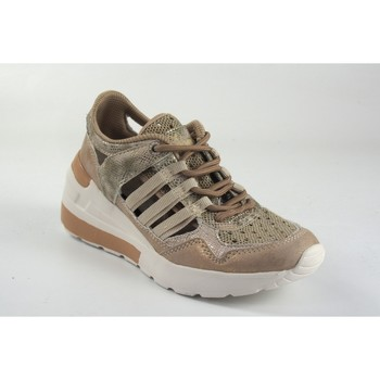 Zapatos Mujer Zapatillas bajas Yumas Zapato señora  katia beig Blanco