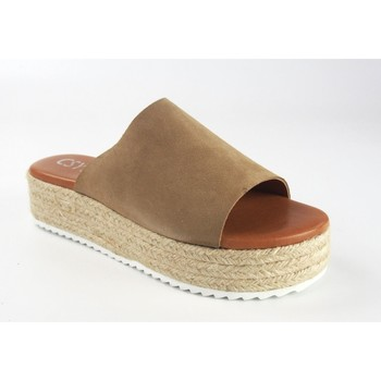 Zapatos Mujer Zuecos (Mules) Csy 23020 Marrón