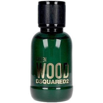 Belleza Hombre Agua de Colonia Dsquared Green Wood Pour Homme Edt Vaporizador  50 ml