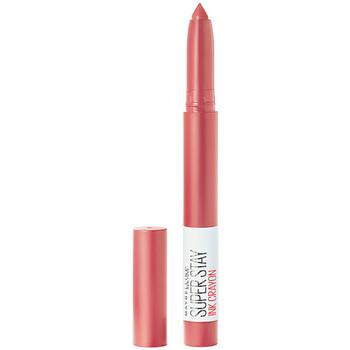 Belleza Mujer Lápiz de labios Maybelline New York Superstay Ink Crayon 15-lead The Way