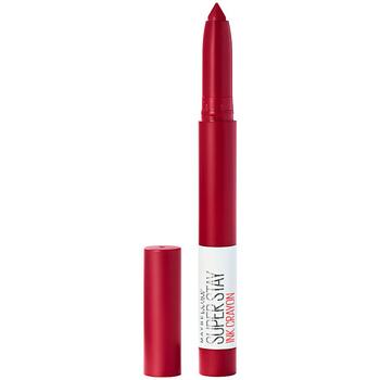 Belleza Mujer Lápiz de labios Maybelline New York Superstay Ink Crayon 55-make It Happen 1,5 g