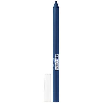 Belleza Mujer Lápiz de ojos Maybelline New York Tattoo Liner Gel Pencil 921-deep Teal 1,3 Gr 1,3 g