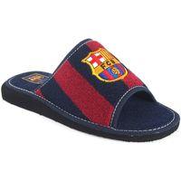 Zapatos Hombre Pantuflas Andinas 594-50 Rojo