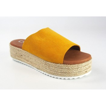Zapatos Mujer Zuecos (Mules) Csy 23020 Amarillo