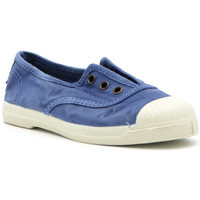 Zapatos Niño Tenis Natural World 470E-628 Azul