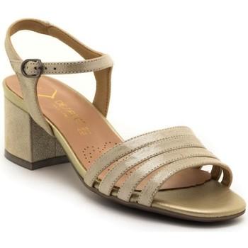 Zapatos Mujer Sandalias Desiree LUNA Oro