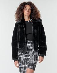 textil Mujer cazadoras Guess MIRIAM Negro