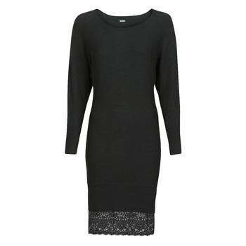 textil Mujer Vestidos cortos Guess CELINE Negro