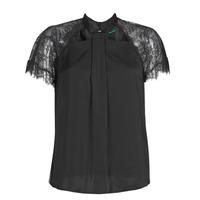 textil Mujer Tops / Blusas Guess GERDA Negro