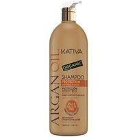 Belleza Mujer Champú Kativa Argan Oil Shampoo  1000 ml
