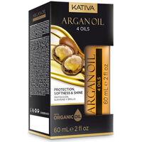 Belleza Mujer Acondicionador Kativa Argan Oil 4´oils Intensive Hair Oil  60 ml