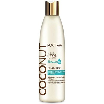 Belleza Mujer Champú Kativa Coconut Shampoo  250 ml