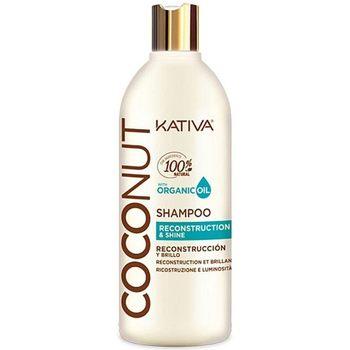 Belleza Mujer Champú Kativa Coconut Shampoo