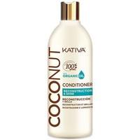 Belleza Mujer Acondicionador Kativa Coconut Conditioner  500 ml