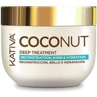 Belleza Mujer Acondicionador Kativa Coconut Deep Treatment  250 ml