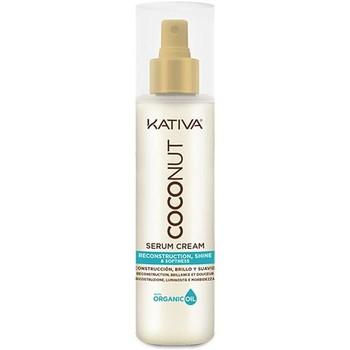 Belleza Mujer Champú Kativa Coconut Reconstruction Serum Cream  200 ml