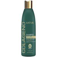Belleza Mujer Champú Kativa Colágeno Shampoo  250 ml