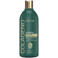 Belleza Mujer Champú Kativa Colágeno Shampoo  500 ml