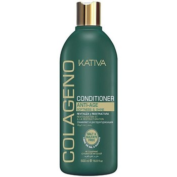 Belleza Mujer Acondicionador Kativa Colágeno Conditioner  500 ml