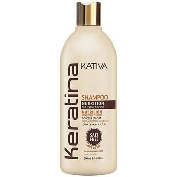 Belleza Mujer Acondicionador Kativa Keratina Shampoo  500 ml