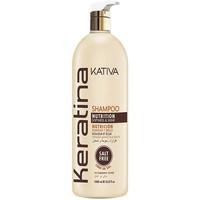 Belleza Mujer Acondicionador Kativa Keratina Shampoo  1000 ml