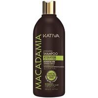 Belleza Mujer Champú Kativa Macadamia Hydrating Shampoo  500 ml