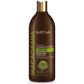 Belleza Mujer Acondicionador Kativa Macadamia Hydrating Conditioner  500 ml