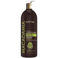 Belleza Mujer Acondicionador Kativa Macadamia Hydrating Conditioner  1000 ml