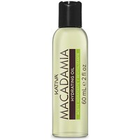 Belleza Mujer Champú Kativa Macadamia Hydrating Oil  60 ml