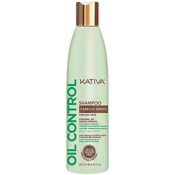 Belleza Mujer Champú Kativa Oil Control Shampoo  250 ml
