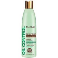 Belleza Mujer Acondicionador Kativa Oil Control Conditioner  250 ml