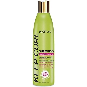 Belleza Mujer Champú Kativa Keep Curl Shampoo  250 ml