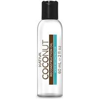 Belleza Champú Kativa Coconut Reconstruction & Shine Oil  60 ml