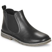 Zapatos Niños Botas de caña baja Citrouille et Compagnie HOVETTE Negro