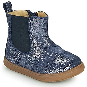 Zapatos Niña Botas de caña baja Citrouille et Compagnie FEPOL Marino