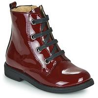 Zapatos Niña Botas de caña baja Citrouille et Compagnie HEMANU Burdeo