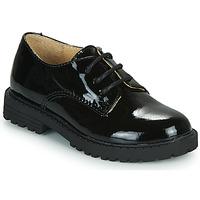 Zapatos Niña Derbie Citrouille et Compagnie NALIME Negro