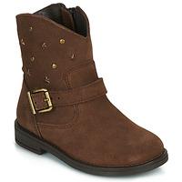 Zapatos Niña Botas de caña baja Citrouille et Compagnie NESTI Marrón