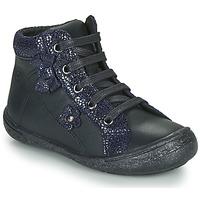 Zapatos Niña Zapatillas altas Citrouille et Compagnie NASTO Marino