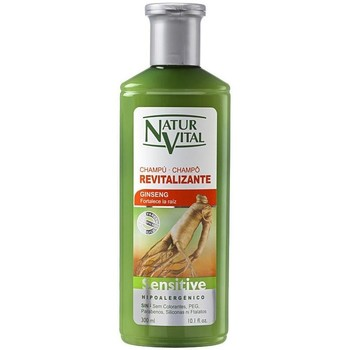 Belleza Champú Naturaleza Y Vida Champu Sensitive Revitalizante  300 ml