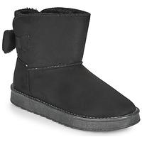 Zapatos Mujer Botas de caña baja Moony Mood NOWER Negro