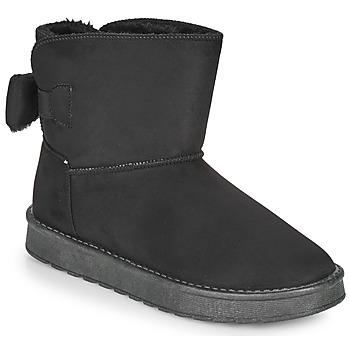 Zapatos Mujer Botas urbanas Moony Mood NOWER Negro