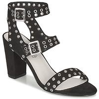 Zapatos Mujer Sandalias Les Petites Bombes GLAILEUL Negro