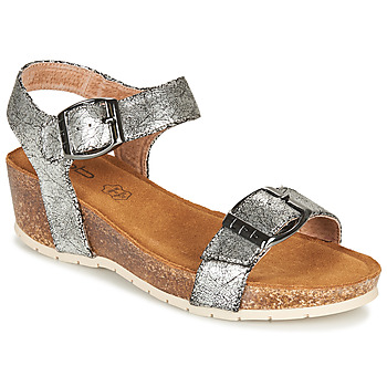 Zapatos Mujer Sandalias Les Petites Bombes NARCISS Plata